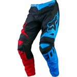 Spodnie FOX 180 RACE Blue-Red