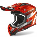 Kask AIROH Aviator 2.3 AMSS NOVAK CHROME ORANGE