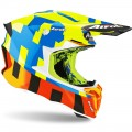 Kask Airoh TWIST 2.0 FRAME YELLOW GLOSS