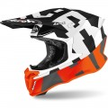 Kask Airoh TWIST 2.0 FRAME FRAME ORANGE MATT