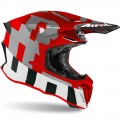Kask Airoh TWIST 2.0 FRAME RED MATT