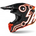 Kask Airoh TWIST 2.0 NEON ORANGE MATT