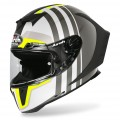 KASK AIROH GP550 S SKYLINE BLACK MATT