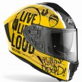 Kask AIROH SPARK ROCK'N'ROLL GLOSS