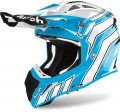 Kask AIROH Aviator ACE ART AZURE MATT