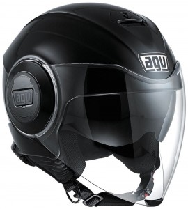 Kask AGV FLUID Black