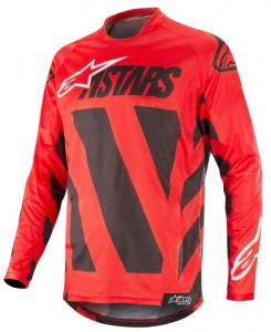Bluza off-road Alpinestars RACER Braap Red