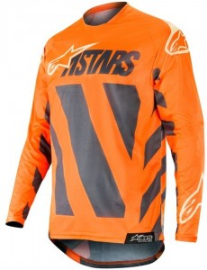 Bluza off-road Alpinestars RACER Braap Orange