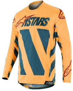 Bluza off-road Alpinestars RACER Braap Petrol