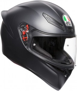 Kask AGV K-1 Black Matt