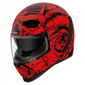 Kask ICON Airform Sacrosanct Red