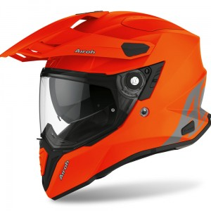 Kask Airoh COMMANDER ORANGE MATT