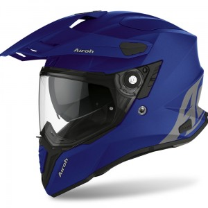 Kask Airoh COMMANDER BLUE MATT