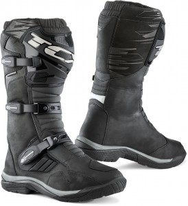 Buty TCX BAJA Waterproof Black