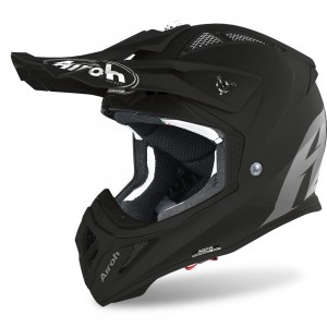 Kask AIROH Aviator ACE BLACK MATT