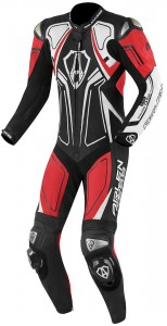 Kombinezon Arlen Ness Conquest Black/Red