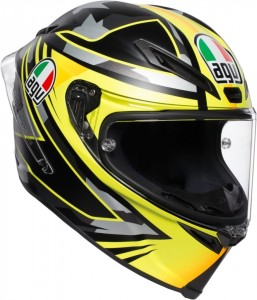 Kask AGV CORSA R MIR Winter Test 2018