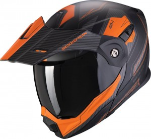 Kask Scorpion ADX-1 Tucson Black-Orange