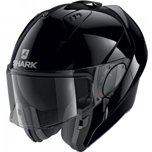 Kask SHARK EVO ES Black
