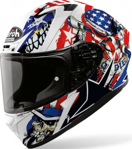 Kask AIROH VALOR UNCLE SAM