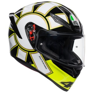 Kask AGV K-1 GOTHIC 46
