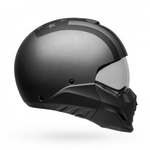 Kask BELL BROOZER Free Ride Matt Black/Grey