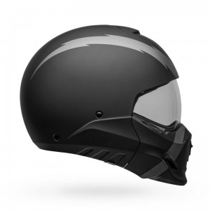 Kask BELL BROOZER ARC Matte Black/Grey