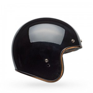 Kask BELL CUSTOM 500 DLX Rally Black /Bronze