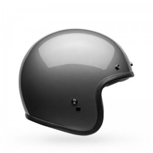 Kask BELL CUSTOM 500 DLX Rally Grey/Red