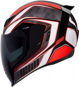 Kask ICON Airflite RACEFLITE Red