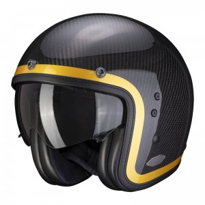 Kask Scorpion BELFAST CARBON  Lofty Gold