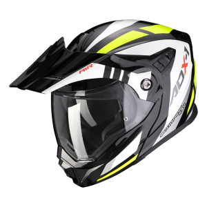 Kask Scorpion ADX-1 LONTANO Black-Neon Yellow