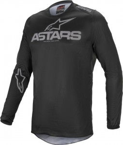 Bluza off-road Alpinestars FLUID Graphite 111