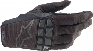 Rękawice off-road Alpinestars RACEFEND Black/Black