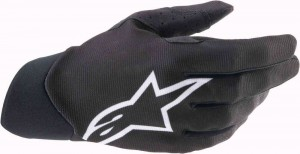 Rękawice off-road Alpinestars DUNE Black/White