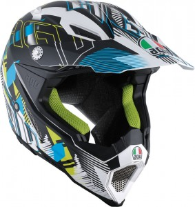 Kask AGV AX-8 Nofoot