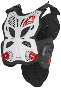 Buzer Alpinestars A-10 Chest Protector