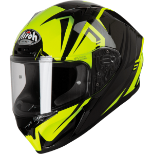 Kask AIROH VALOR RAPTOR YELLOW GLOSS
