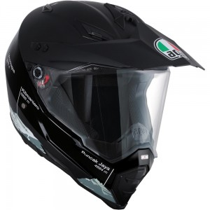 Kask AGV AX-8 DUAL EVO Wild Frontier Black