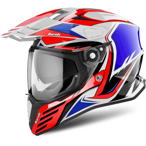 Kask Airoh COMMANDER CARBON RED GLOSS