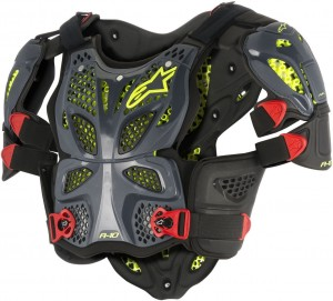 Buzer Alpinestars A-10 Full Protection