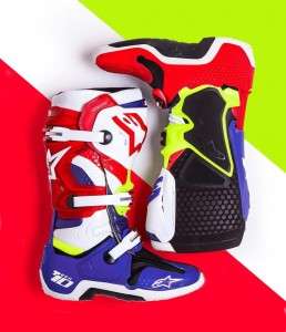Buty Alpinestars TECH 10 NATIONS L.E.