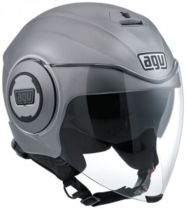 Kask AGV FLUID Matt Grey
