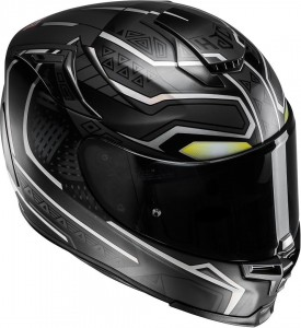 Kask HJC RPHA 70 BLACK PANTHER Marvel