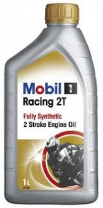 Olej Mobil Racing 2T Fully Synthetic 1L