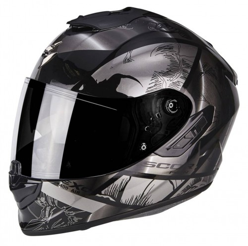 Kask Scorpion EXO-1400 AIR PATCH