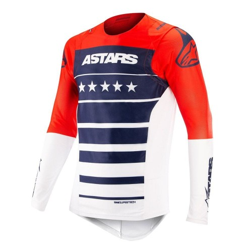 Bluza off-road Alpinestars SUPERTECH UNION MXON