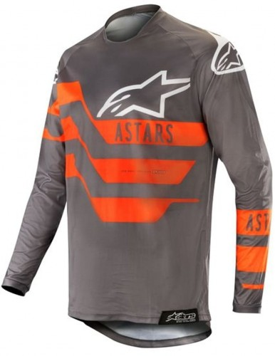 Bluza off-road Alpinestars RACER Flagship Grey