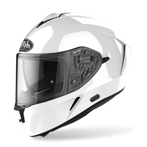 Kask AIROH SPARK WHITE GLOSS