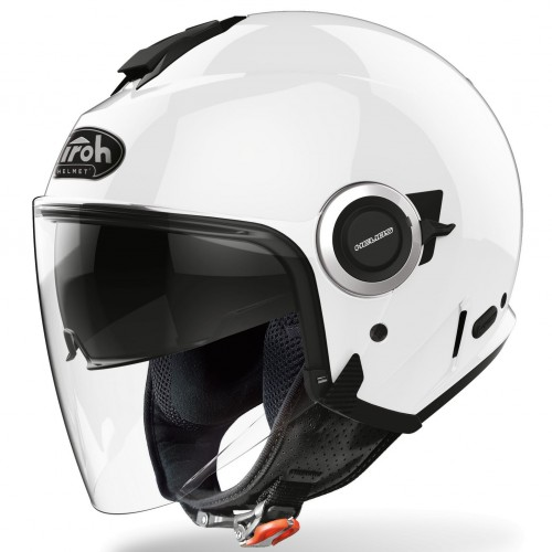 Kask Airoh HELIOS WHITE GLOSS